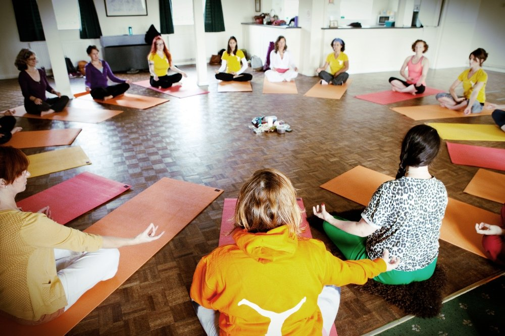 How Yoga Has Changed Teenagers' Behaviour