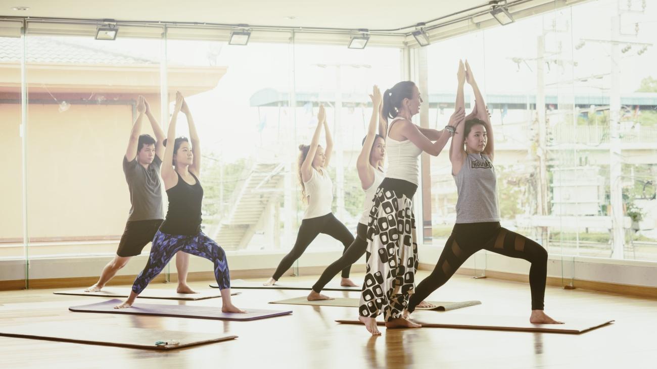 What Is A Yoga Teacher?
